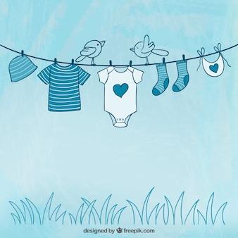 Vêtements pour bébés Sketchy