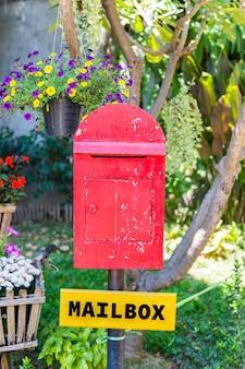 Boite aux lettres vecteurs et photos gratuites - Vieille boite aux lettres ...