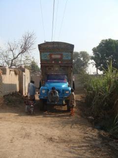 Vieux camion, camion