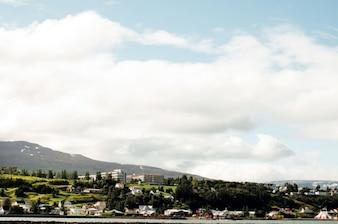 Ville Montagne