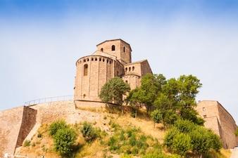 Vue de Castle of Cardona