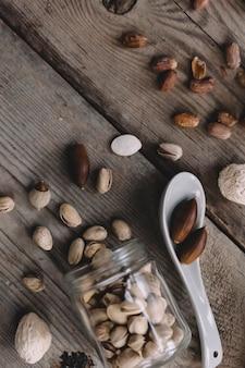 Vue décorative top top nuts