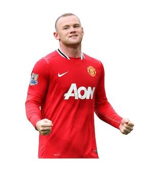 Wayne Rooney, Man utd la Premier League