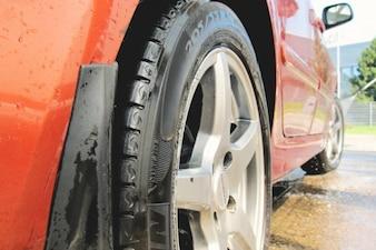 Wet roue