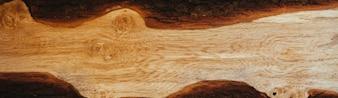 Le grain du bois en détail
