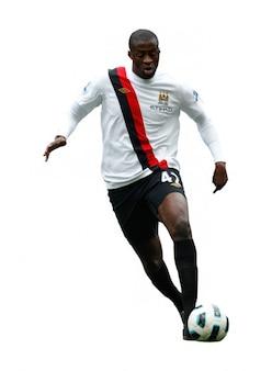 Yaya toure homme City Premier League