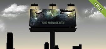3 Modelos Billboard
