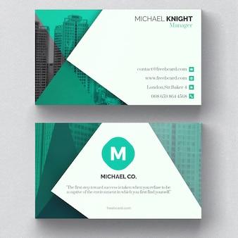 Cartão verde corporativa