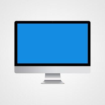 Computador mock up projeto