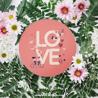 Decoração de casamento floral