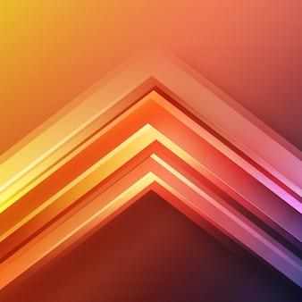 Fondo con diseño geométrico