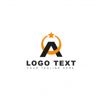 Logotipo de la letra a