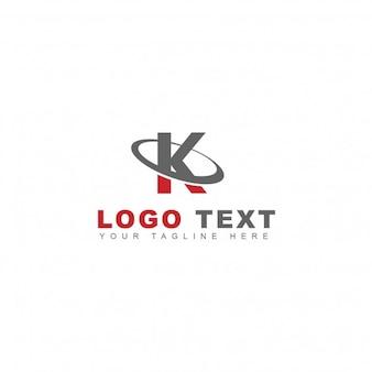 Logotipo de la letra k