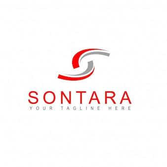 Logotipo s abstracta