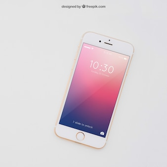 Mockup de smartphone