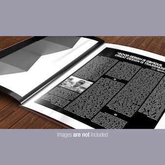 Projeto de comparação de revistas