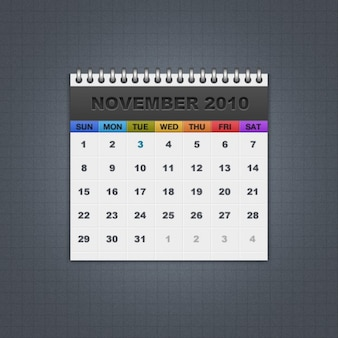 Regalo de promoción del calendario