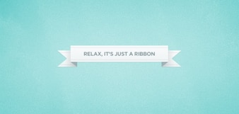 Ribbon Pretty Little Dobrado (PSD)