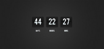 Virar Clock-Countdown (PSD)