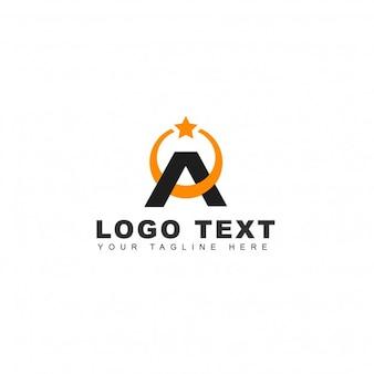 A Logo Lettre