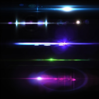 Coloré lumières collection
