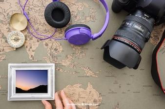 Eléments de voyage