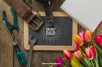 Eléments du jour du père