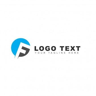 F Lettre Logo