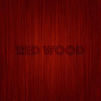 Disegno di sfondo rosso legno