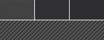 Fibra di Carbonio Photoshop Patterns