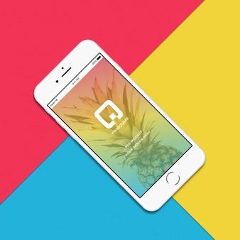 Iphone mock up di progettazione