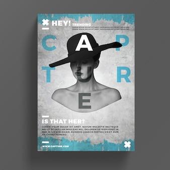 Kreative Flyer-Vorlage