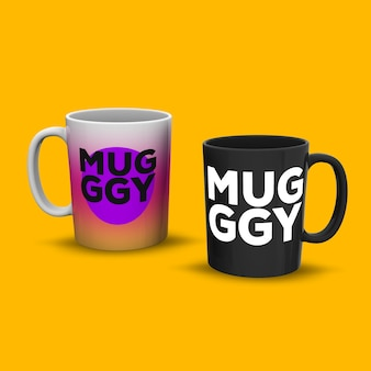 Mug mock-up-Design