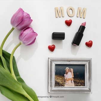 Mütter Tag Präsentation