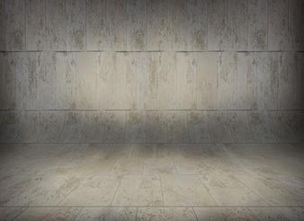 Realistische Holz Hintergrund-Design
