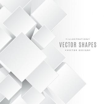 3d cubes formes