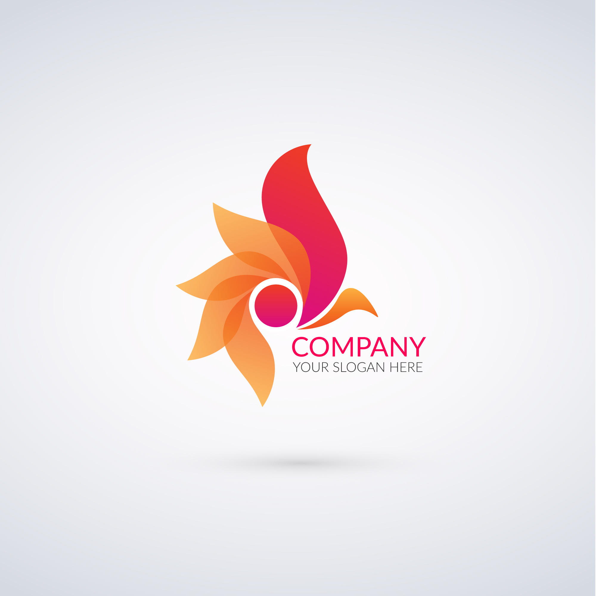 Abstract template logo