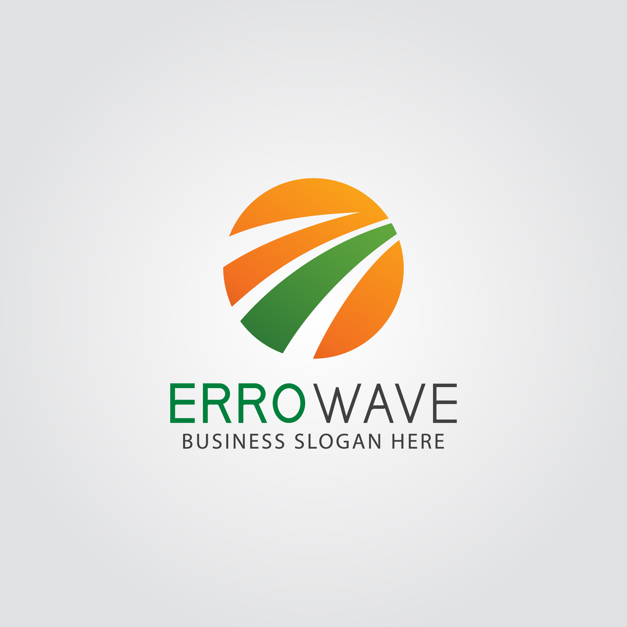 Abstract Wave Logo