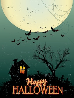 Affiches d'Halloween