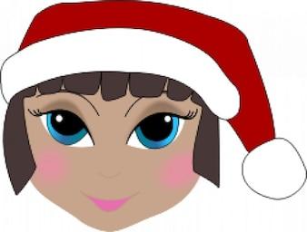 anime elfe de Noël