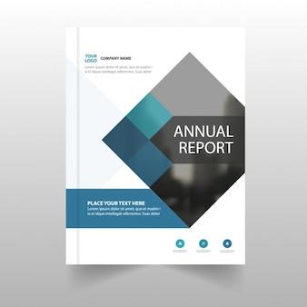 Annuel modèle de rapport pour les affaires