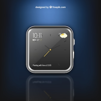 Application Horloge