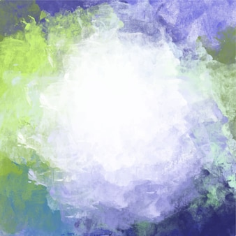 Aquarelle colorée