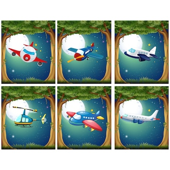 Avion conçoit collection