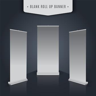 Bannière blanche