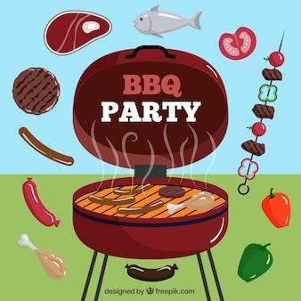 Barbecue parti