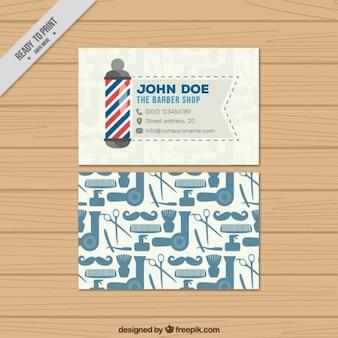 Barber Shop Carte de visite