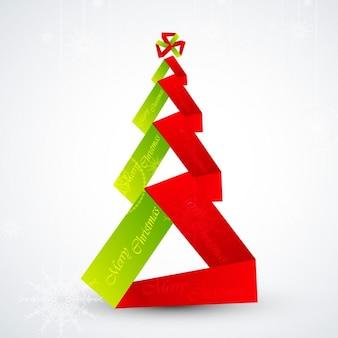 Bel arbre de Noël