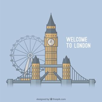 Bienvenue à Londres