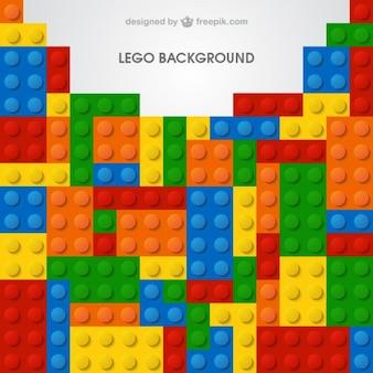 Blocs Lego fond